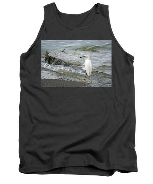 Watching The Tide Come In Tank Top