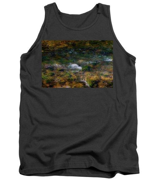 Water Colors Tank Top