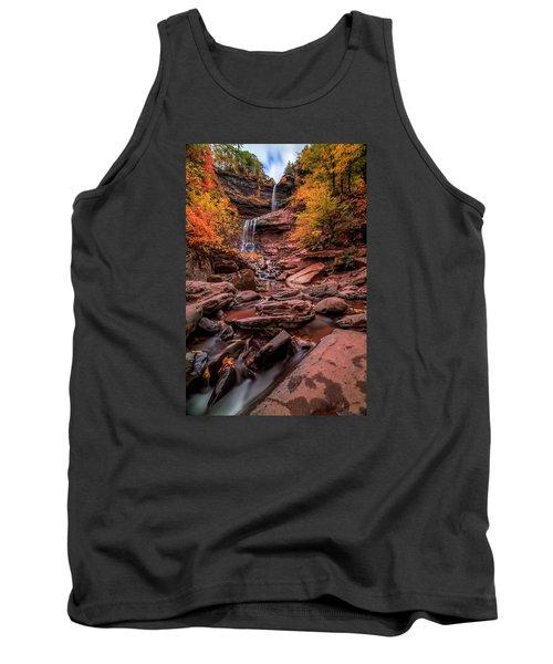 Water Falls  Tank Top