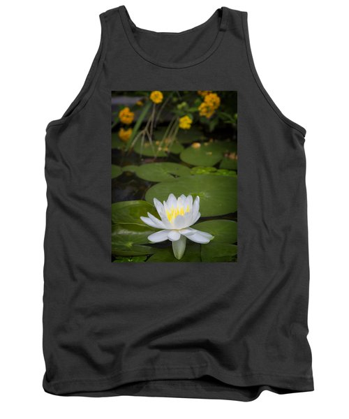 Water Lily IIi Tank Top