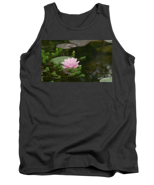 Water Lily Tank Top by Victor K