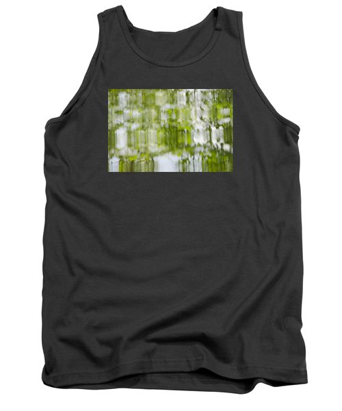 Tank Top featuring the photograph Water Reflections by Wanda Krack