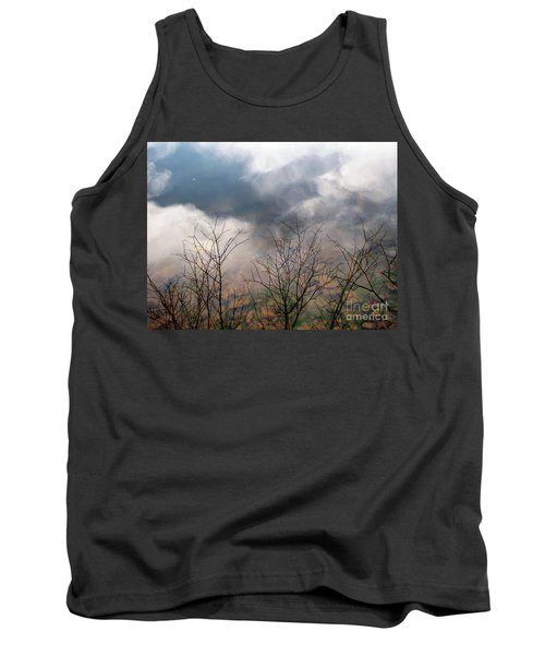 Water Study Tank Top by Melissa Stoudt