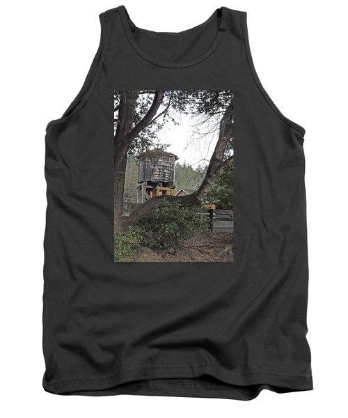 Water Tower @ Roaring Camp Tank Top