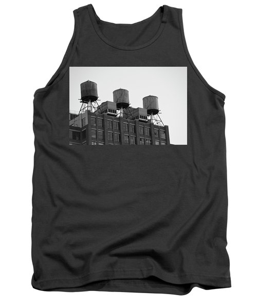 Water Towers Tank Top