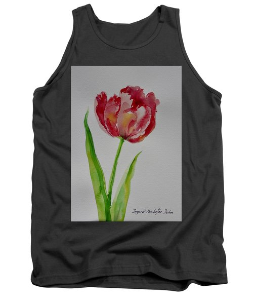 Watercolor Series No.  228 Tank Top