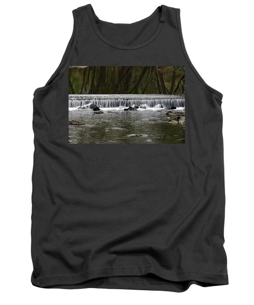 Waterfall 001 Tank Top