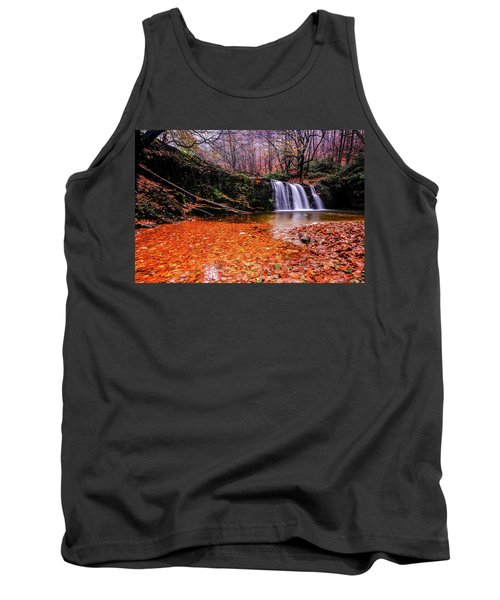 Waterfall-7 Tank Top