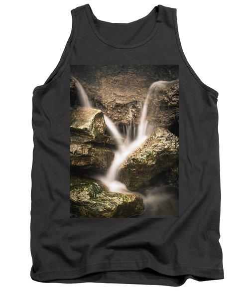 Waterfall Detail  Tank Top by Scott Meyer
