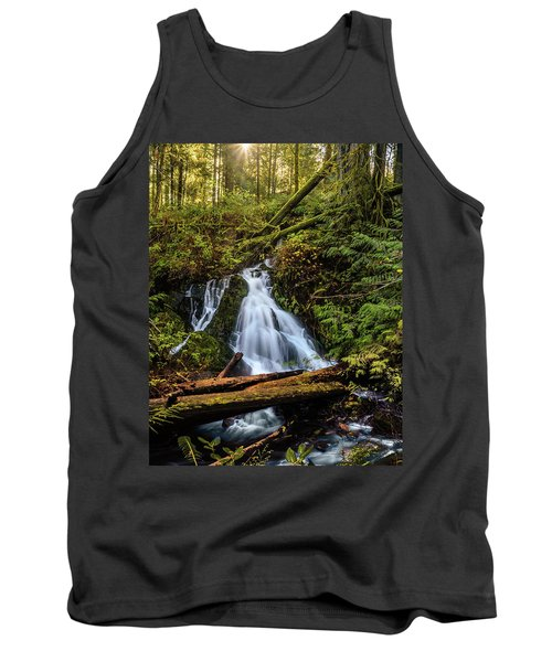 Waterfall Tank Top by Keith Boone