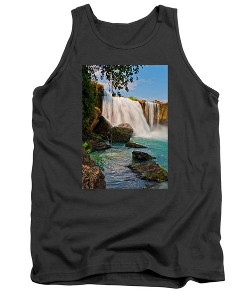waterfalls Draynur Tank Top
