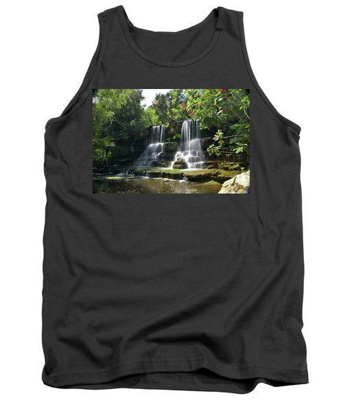 Waterfalls Tank Top