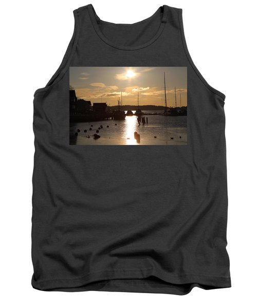 Waterfront, Oslo Fjords, Norway.  Tank Top