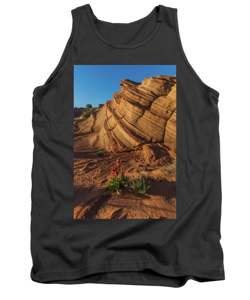 Waterhole Canyon Evening Solitude Tank Top