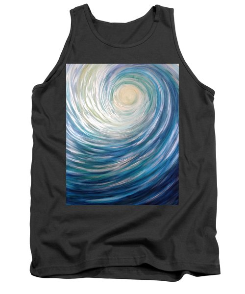Wave Of Light Tank Top