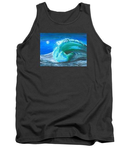 Wave Tank Top