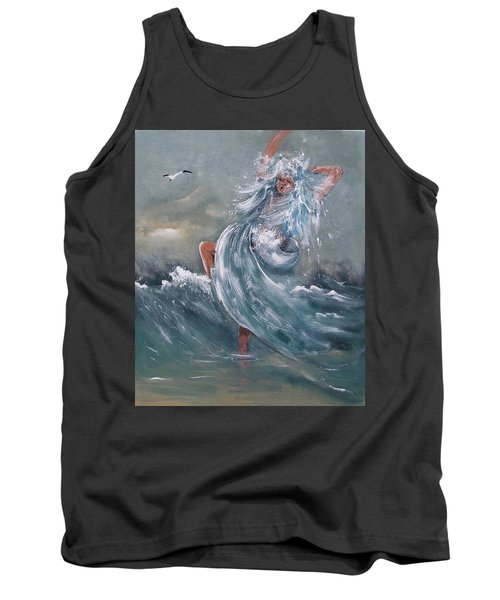 Wave Within Tank Top