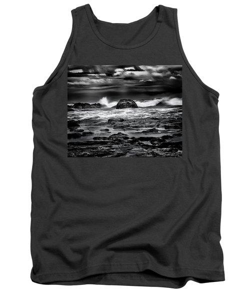 Waves At Dawn Tank Top