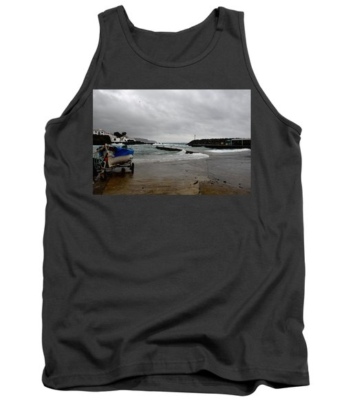 Waves Azores-033 Tank Top