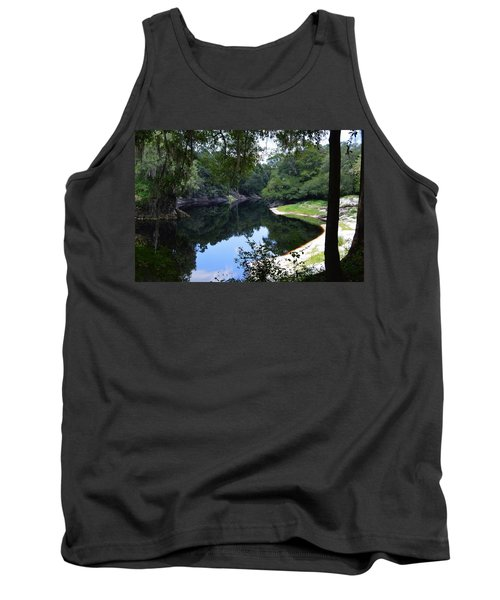 Way Down Upon The Suwannee River Tank Top by Warren Thompson