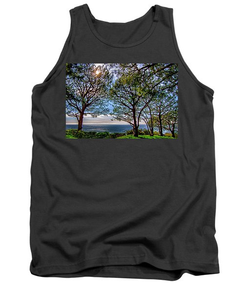 Wayfarer's  Ocean View Tank Top