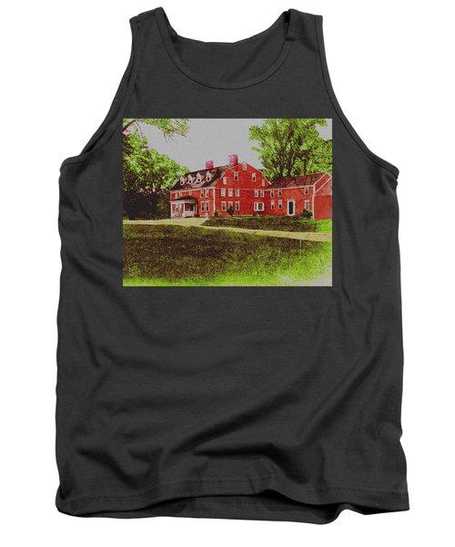 Wayside Inn 1875 Tank Top