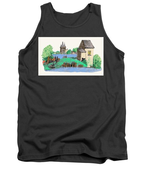 We Are Gone Fishing, Eh? Tank Top