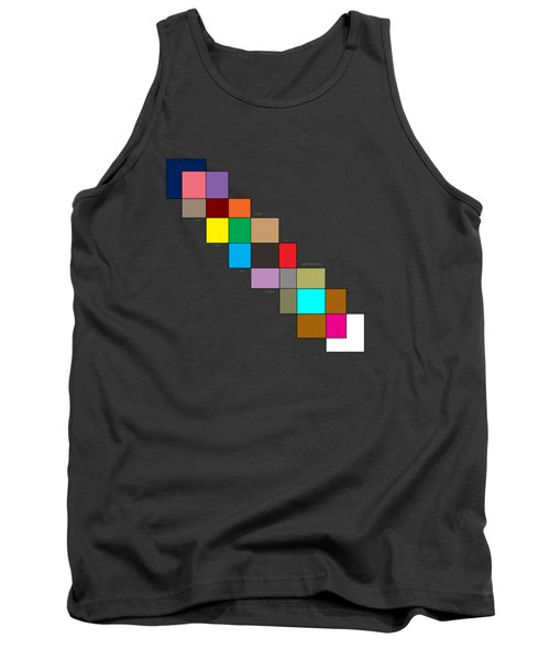 We Are The World Tank Top