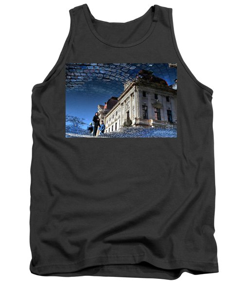 We Have Always Lived In The Castle Tank Top