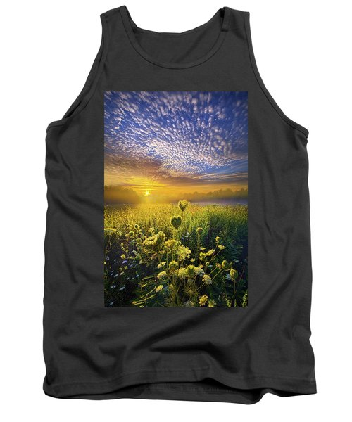 We Shall Be Free Tank Top
