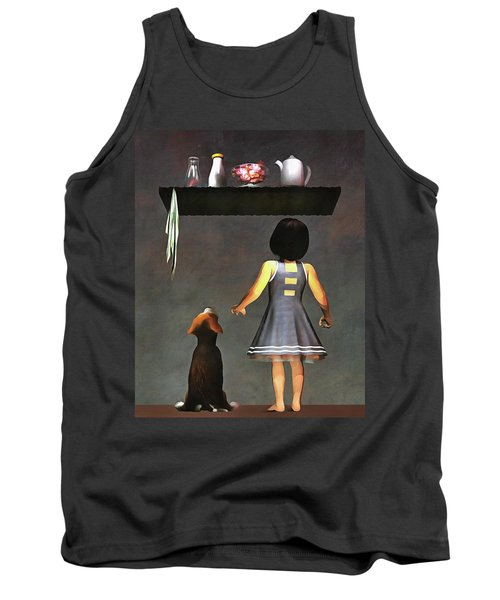 We Want Those Candies Tank Top