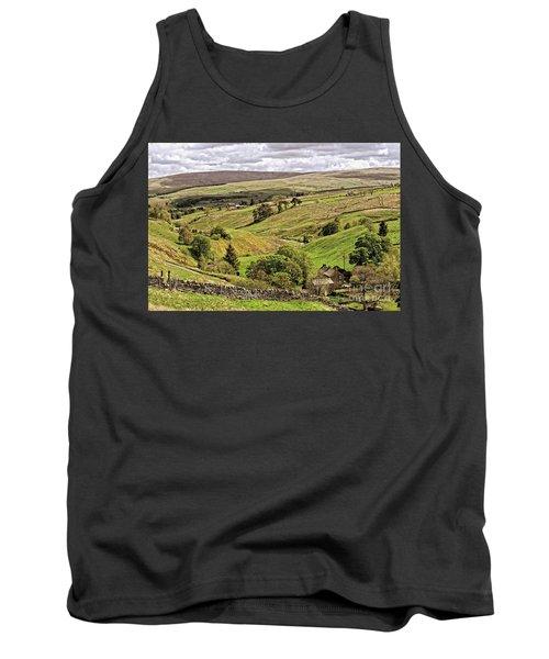 Weardale Landscape Tank Top