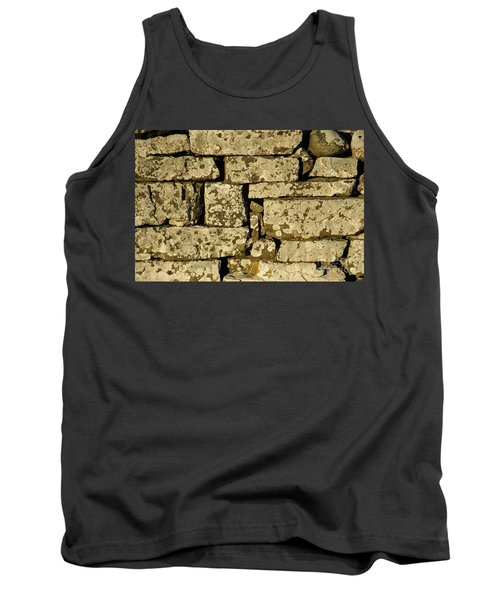 Tank Top featuring the photograph Weathered by Kennerth and Birgitta Kullman