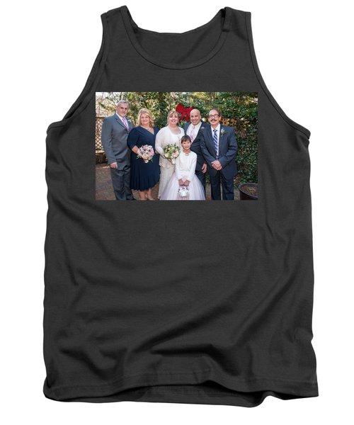 Wedding 1-5 Tank Top