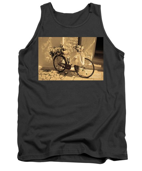 Wedding Bike Tank Top