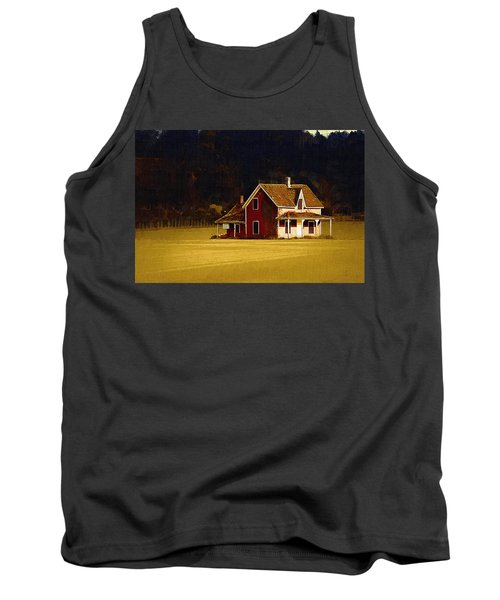 Wee House Tank Top