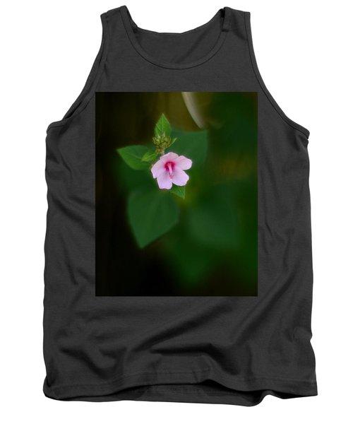 Weed Flower 907 Tank Top