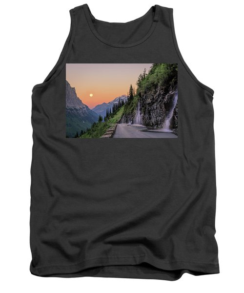 Weeping Wall Dawn Tank Top