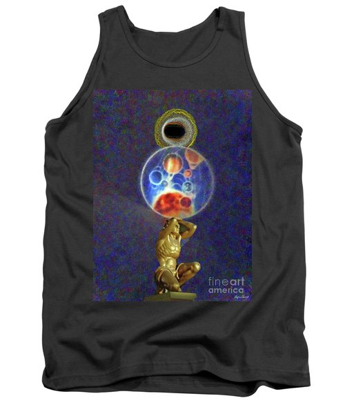 Weight Of The World Tank Top