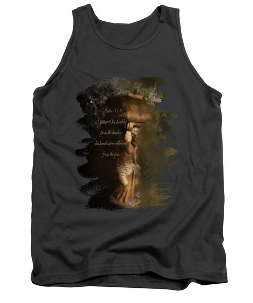 Weight Of The World - Verse Tank Top