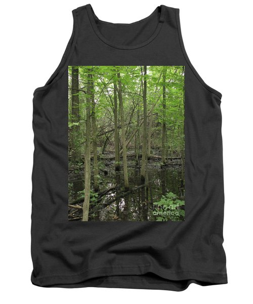 Wetlands Tank Top