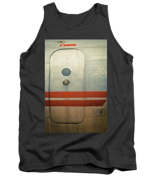 Welcome Aboard Tank Top