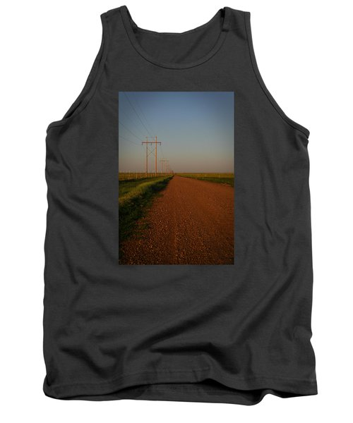 Welcome To Texas Tank Top