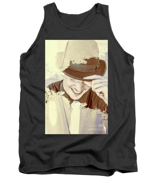 Welcome To The Show Tank Top