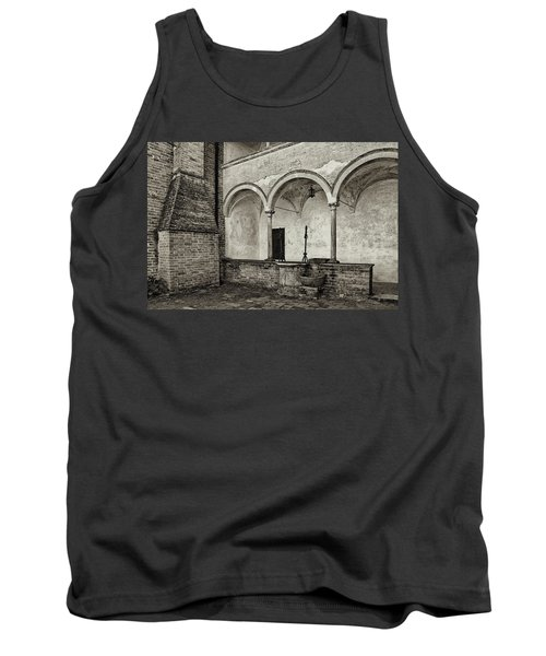 Well And Arcade Tank Top