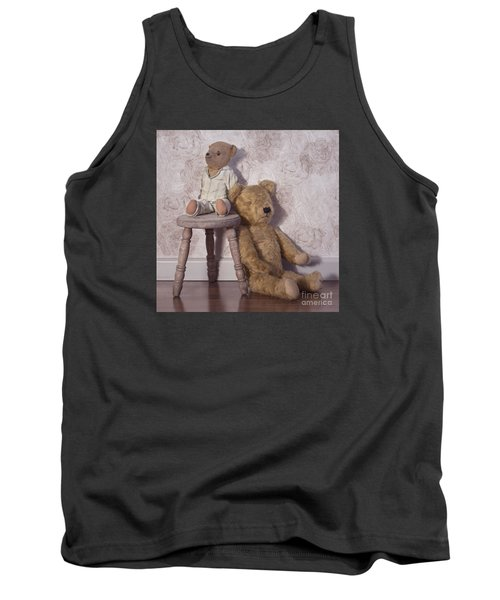Tank Top featuring the photograph Well Loved by Linda Lees