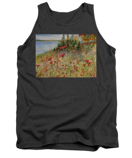 Wendy's Wildflowers Tank Top