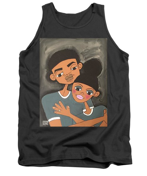 We're Getting Married Tank Top
