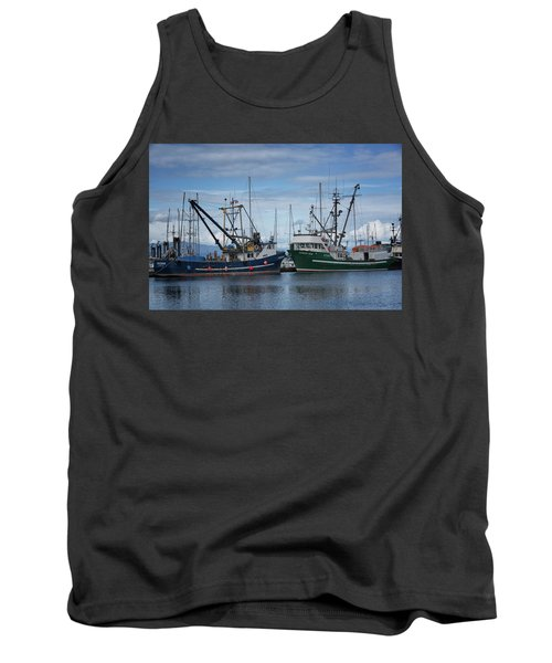 Wespak And Pender Isle Tank Top by Randy Hall