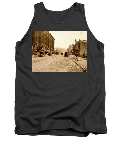 West 207th Street, 1928 Tank Top